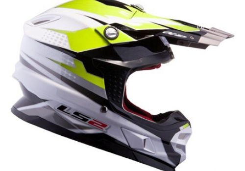 LS2 MX456.48 FACTORY white-black yellow M