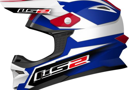 LS2 MX456 TUAREG white-blue